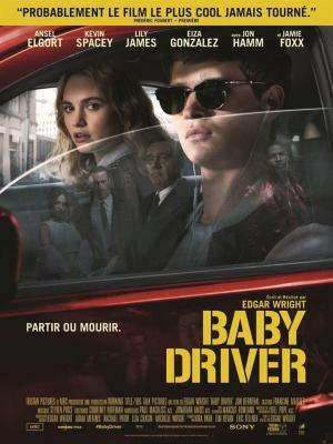 affiche Baby Driver