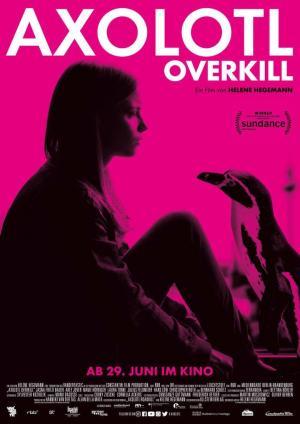 affiche Axolotl Overkill