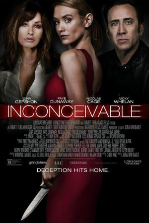 Affiche Inconceivable