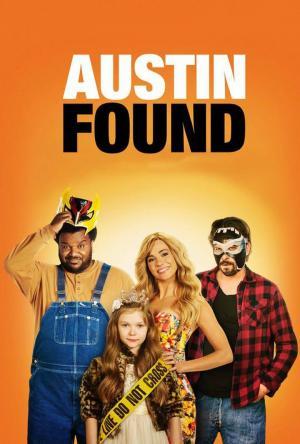 Affiche Austin Found