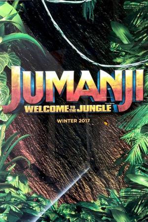 Affiche Jumanji: Bienvenue dans la Jungle