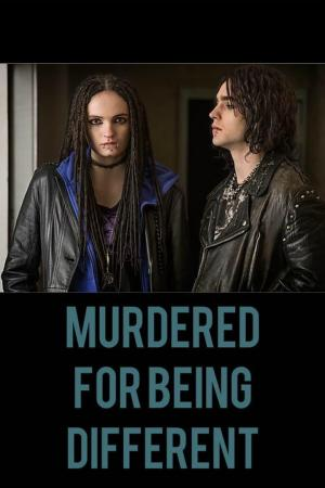 affiche Murdered for Being Different