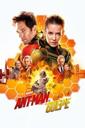 Affiche Ant-Man and The Wasp