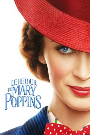 Affiche Mary Poppins Returns