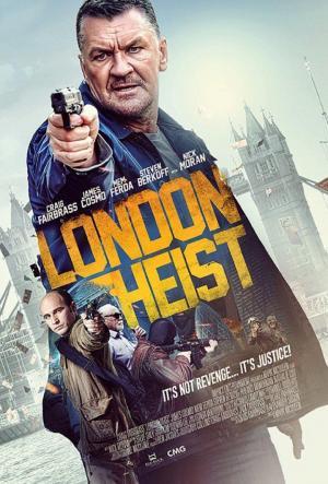 Affiche London Heist
