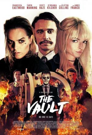 Affiche The Vault
