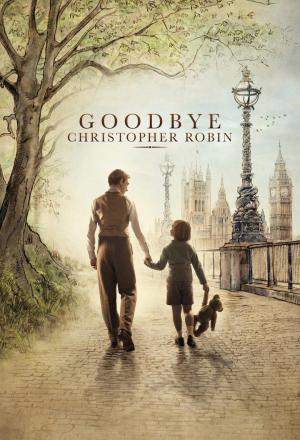 Affiche Goodbye Christopher Robin