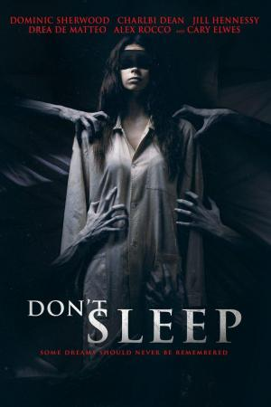 Affiche Don't Sleep