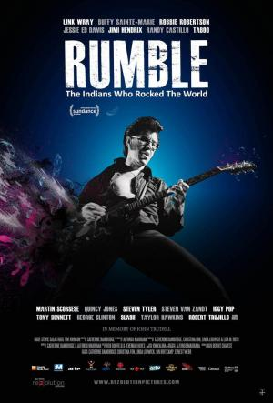 Affiche Rumble: The Indians Who Rocked the World