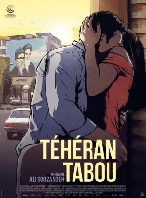 Affiche Teheran Tabou