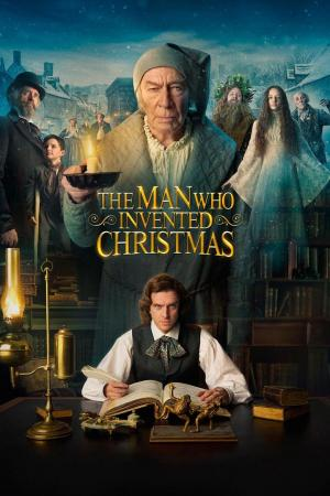 Affiche The Man Who Invented Christmas