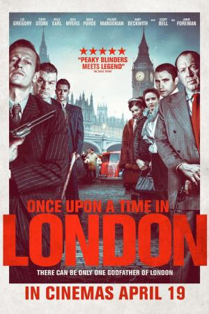 Affiche Once upon a time in London