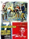 Affiche 7 Winchester pour un massacre