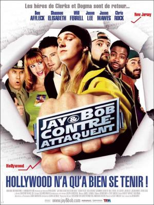Affiche Jay & Bob contre-attaquent