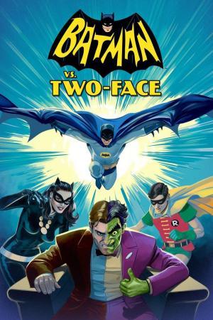 affiche Batman vs. Two-Face