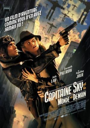 Affiche Capitaine Sky et le Monde de demain