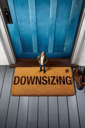 affiche Downsizing