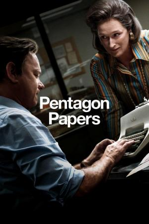 Affiche Pentagon Papers