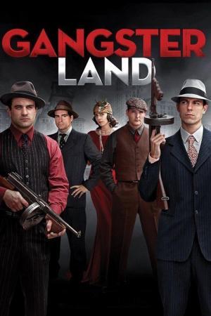 Affiche Gangster Land