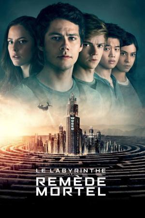 Affiche Le Labyrinthe : Le remède mortel