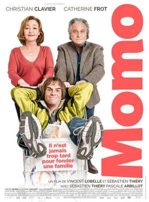 Affiche Momo
