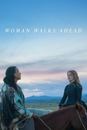 Affiche Woman Walks Ahead