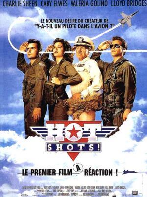 affiche Hot Shots !
