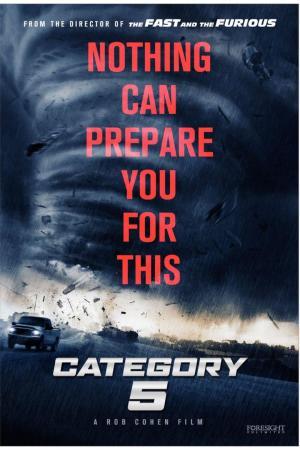 Affiche The Hurricane Heist