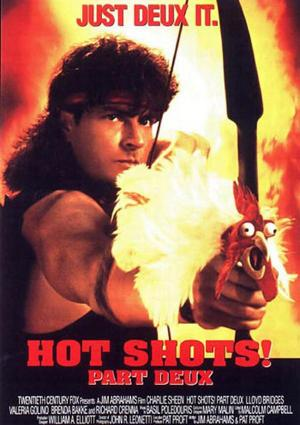 Affiche Hot Shots ! 2