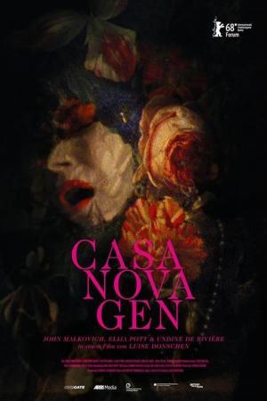 Affiche Casanova Gene