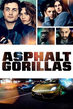 Affiche Asphaltgorillas