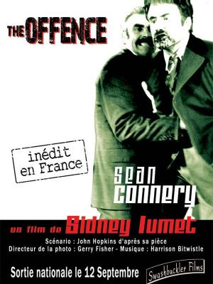 Affiche The Offence