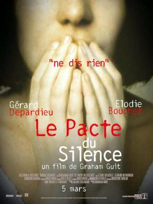 Affiche Le Pacte du silence