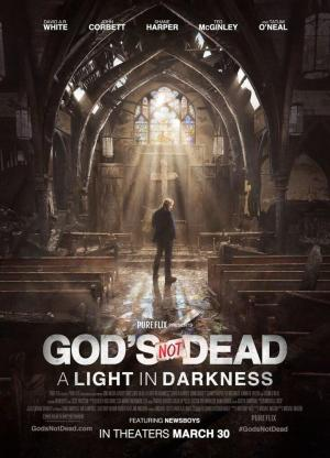 Affiche God's Not Dead: A Light in Darkness