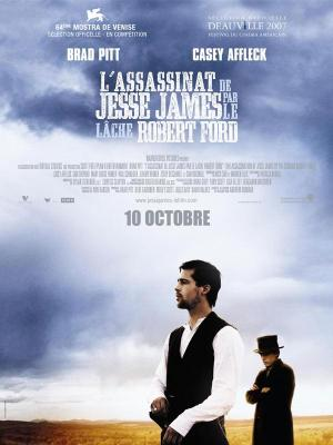 Affiche L'Assassinat de Jesse James par le lâche Robert Ford