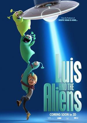 Affiche Léo et les Extraterrestres