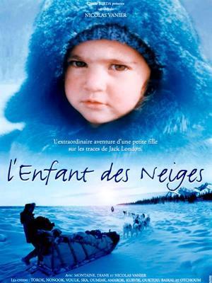 Affiche L'Enfant des neiges