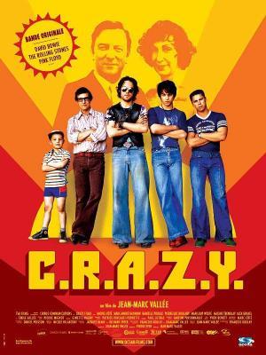 affiche C.R.A.Z.Y.