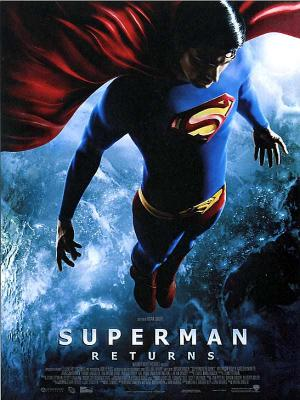 Affiche Superman Returns