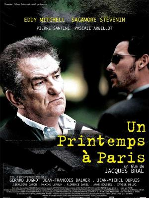 Affiche Un Printemps à Paris