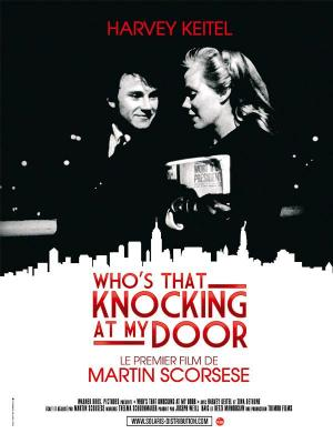 Affiche Who's that Knocking at My Door