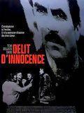 Affiche Délit d'innocence