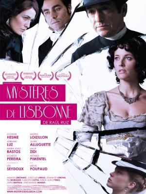 affiche Mystères de Lisbonne