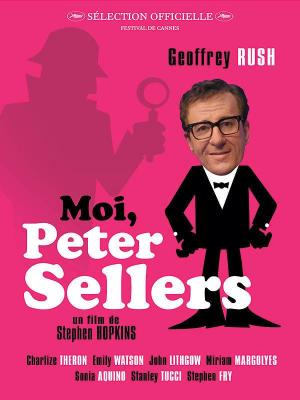Affiche Moi, Peter Sellers