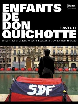 Affiche Enfants de Don Quichotte (acte 1)