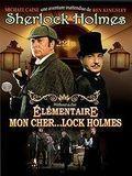 affiche Elementaire, mon cher... Lock Holmes