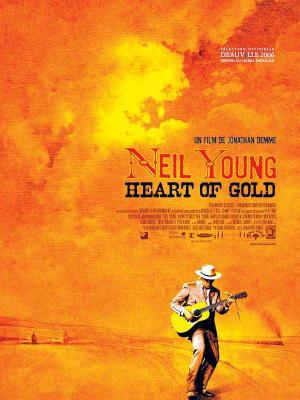 Affiche Neil Young : Heart of Gold