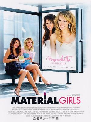 Affiche Material Girls