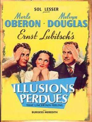 Affiche Illusions perdues