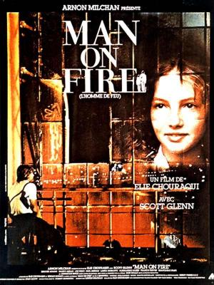 Affiche Man on Fire